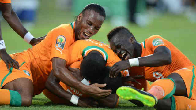 Ivory Coast have secured their place now in the quarter finals of the competition