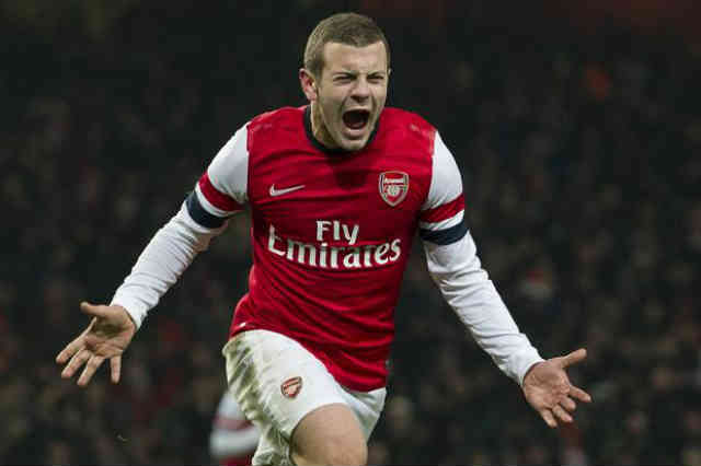Jack Wilshere who saved Arsenal against Swansea City for the FA Cup and became the man of the match