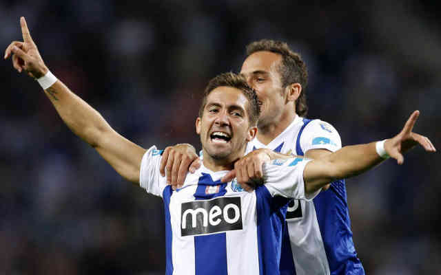 Joao Moutinho scores an amazing goal and brings joy to his team