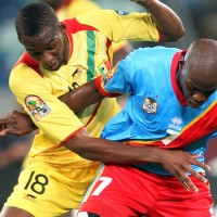 Mali and Congo DR draw 1-1 in their third game, leaving Mali in second place of Group B with 4 points.