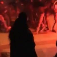 Mario Balotelli Milan Fans Clash With Riot Police