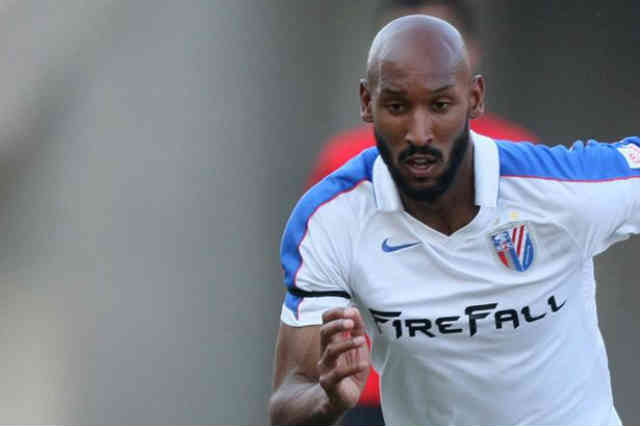 Nicloas Anelka could be leaving China and join Qatar