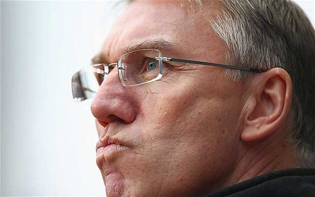 Nigel Adkins reflecting on his career with Southampton FC