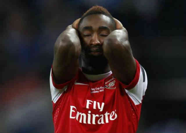 People have said that Johan Djourou should just leave Arsenal and find somewhere else to go