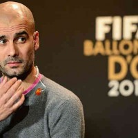 Pep Guardiola announced that he could be coming back to Europe to coach again at the Ballon d'Or 2012