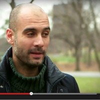 Pep Guardiola says he wants to coach in England in the future