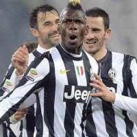 Pogba means business with Juventus