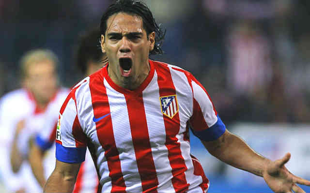 Radamel Falcao could be going to Real Madrid as they fight for his position in the one of the best Spanish team