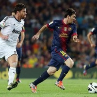 Real Madrid and Barça are about to meet in the semi finals of the Copa del Rey.