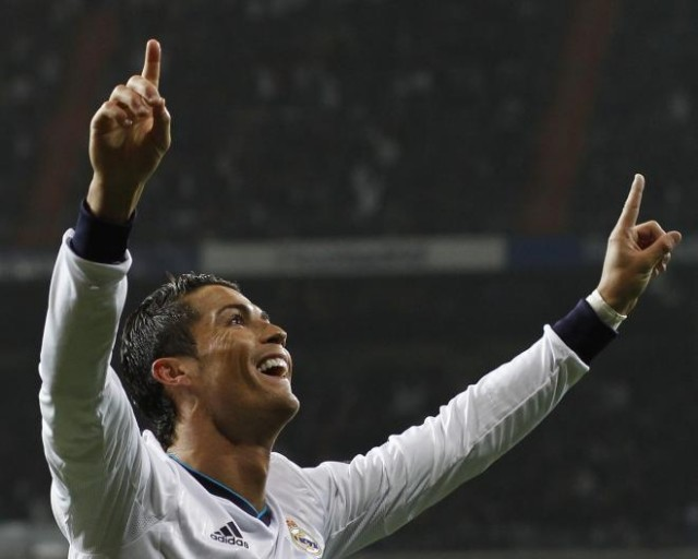 Ronaldo Hat-Trick against Celta VigoTakes Madrid Through In Copa Del Rey