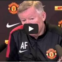 Sir Alex Ferguson press conference-Liverpool v Man Utd 11-01-2013