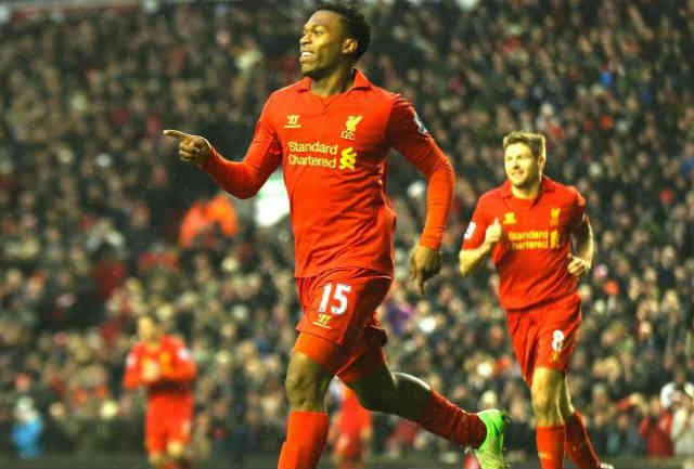 Sturridge who has moved to Liverpool from Chelsea begins to shine with his team as he has been producing goals