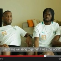 The Nature Of The Ivory Coast Team- Funny Video