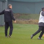 Premier League – Mancini and Balotelli in training ground fight