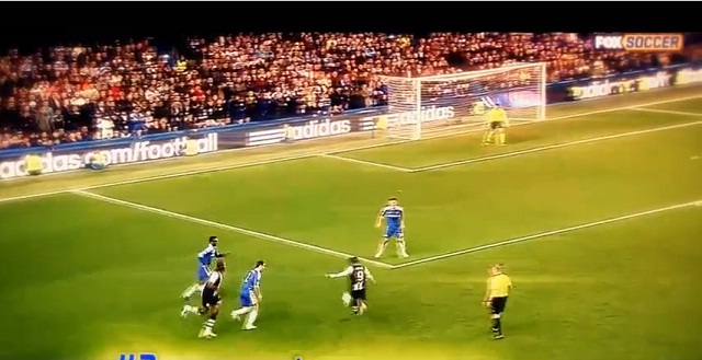 Top 10 Premier League Goals of Year 2012 By Fox Soccer
