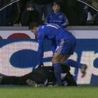 Video replay - did Chelsea's Eden Hazard kick Swansea ball boy