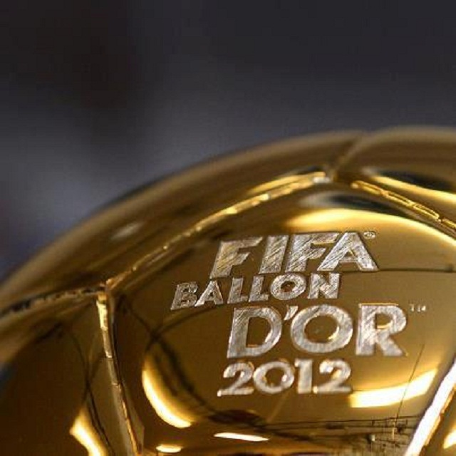 Watch France Football Ballon d'Or 2012 Ceremony Live on thefirstrow.eu