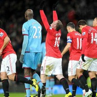 Wayne Rooney gets Manchester United their victory for FA Cup game