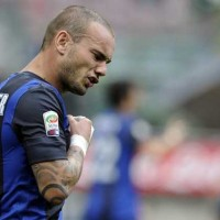Wesley Sneijder was one of the top players in Europe just a year ago