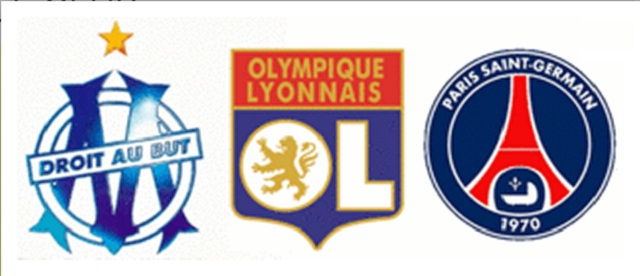 Who will win the Ligue 1 this year- Paris, Lyon or Marseille?
