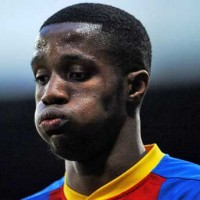 Wilifried Zaha thinking about his future