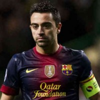 Xavi will be with Barcelona for another two years