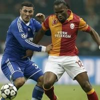 Galatasaray 1 : 1 Schalke 04