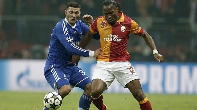 A determined performance from Schalke led the away side to an impressive 1-1 draw against Galatasaray
