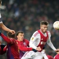 Ajax 2 : 0 Steaua Bucarest