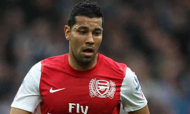 Andre Santos will be making an escape from the Gunners