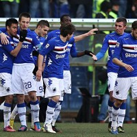Aurelio Andreazzoli's first game in charge of Roma ends in a 3-1 loss as Sampdoria beat the Giallorossi.