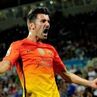 David Villa impressive against Getafe