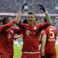 Bayern Munich contine to win their matches and want to take the title in Germany