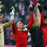 Bayern Munich mean business when they play to win