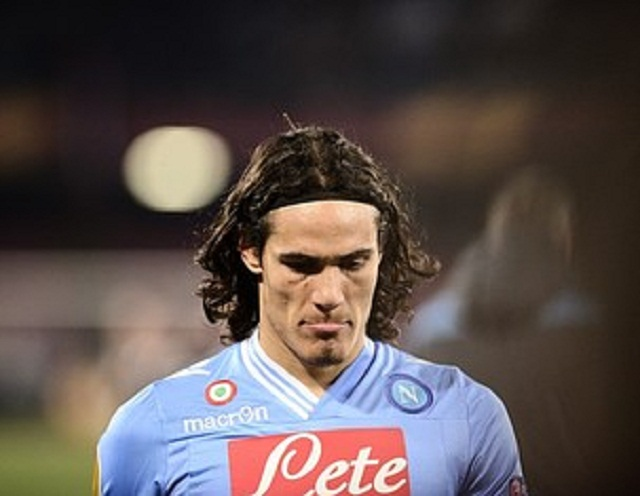 Cavani-obviously-extremely-disappointed-by-his-team-performance-as-Napoli-suffered-the-heaviest-European-home-defeat-in-their-whole-history.