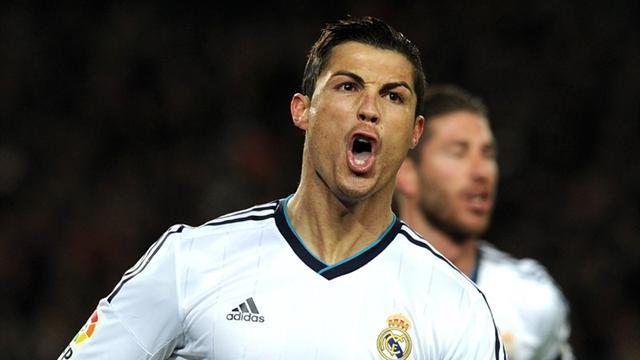 Cristiano Ronaldo scores twice as Real Madrid crush Barcelona 3-1 in the Copa Del Rey semi-final, great football game