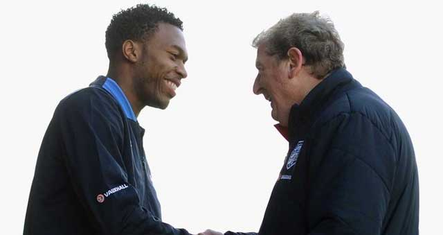 Daniel Sturridge in such good form for Liverpool is out of this weeks England clash due to injury