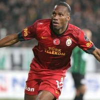 Didier Drogba Galatasaray- First Match & First Goal