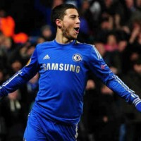 Eden Hazard with his late goal secure Chelsea to get through