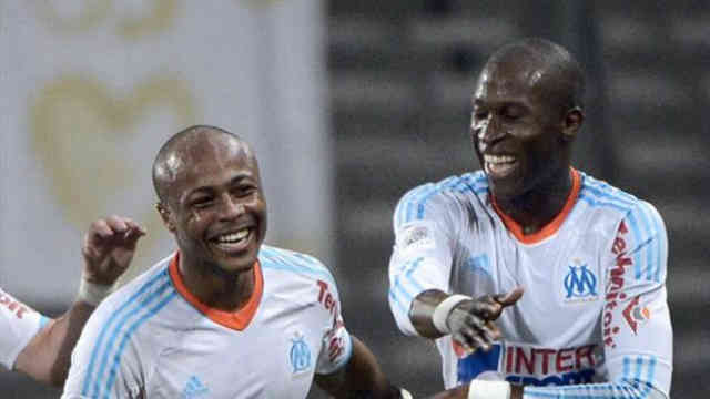 Fanni brings a win for Marseille