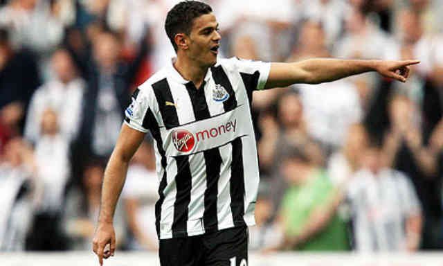 Hatem Ben Arfa believes that he can win trophies in Newcastle