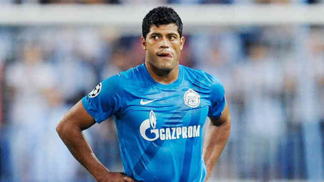It looks like Hulk might join Manchester City in the Summer transfer according to rumors