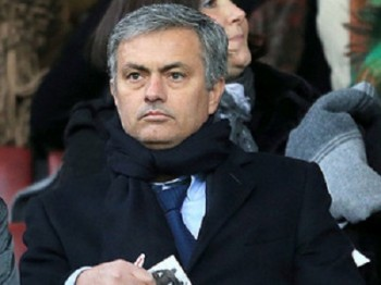 José Mourinho the Real Madrid coach was spotted this weekend at Old Trafford to watch the current Premier League leaders Manchester United defeat Everton 2-0