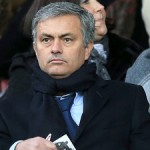 José Mourinho the Real Madrid coach was spotted this weekend at Old Trafford to watch the current Premier League leaders Manchester United defeat Everton 2-0.