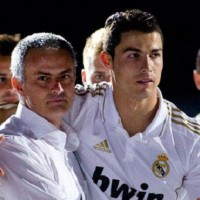 Jose Mourinho- My Cristiano Ronaldo just so Special he's out of this world.