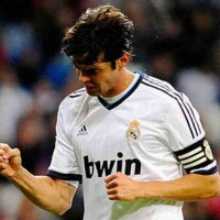 Kaka pleased with his goal he made