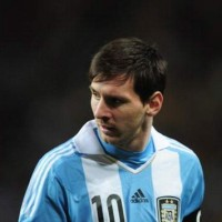 Lionel Messi has hinted he may finish his career in Argentina after extending his Barcelona contract to June 2018