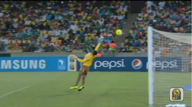 MBA -Nigeria - 78'-Ivory Coast vs Nigeria - 03.02.2013 - QUARTER FINALS- splendid goal