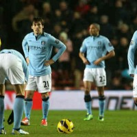 Manchester City face defeat agains Southampton with this it slow there chance to be champions in the English league