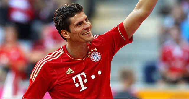 Mario Gomez might be making his escape in the transfer window to Atletico Madrid